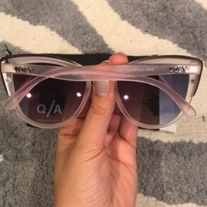 7b1e77789f3 Quay Australia Accessories - Steal a Kiss Quay Sunglasses